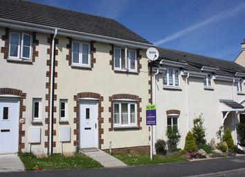 Thumbnail 3 bed terraced house to rent in Robin Drive, Launceston