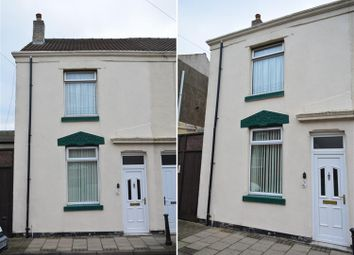 Thumbnail 2 bedroom end terrace house for sale in Ball Street, Blackpool