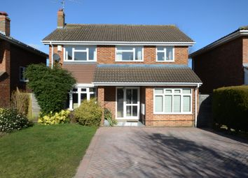 Thumbnail 5 bed detached house for sale in Brocklands, Yateley