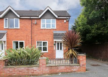 Thumbnail 2 bed semi-detached house for sale in Leyburn Close, Wigan
