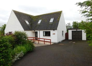 Thumbnail 5 bed detached house for sale in Janetstown, Thurso
