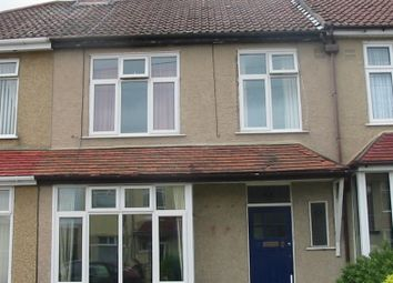 Thumbnail 3 bed terraced house to rent in Sandling Avenue, Horfield, Bristol