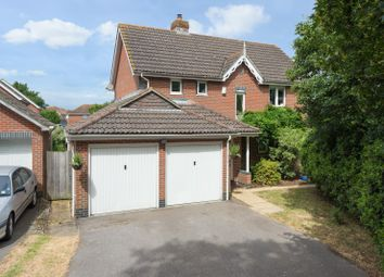 Thumbnail 4 bed detached house for sale in Snowbell Road, Park Farm, Ashford