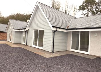Thumbnail 2 bed detached bungalow to rent in Dulas
