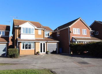 Thumbnail 4 bed detached house for sale in Kitchener Way, Shotley Gate, Ipswich