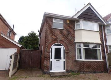 Thumbnail 3 bed semi-detached house for sale in Shardlow Road, Alvaston, Derby, Derbyshire