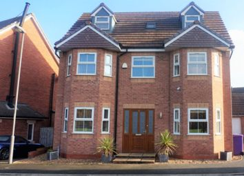 Thumbnail 5 bed detached house for sale in Barry Drive, Liverpool
