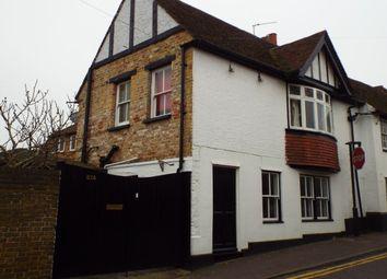 Thumbnail 2 bed maisonette to rent in High Street, Newington, Sittingbourne