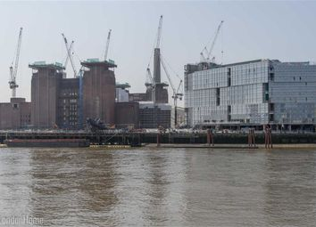 Thumbnail 2 bed flat for sale in Dawson House, Nine Elms, London
