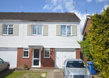 Thumbnail 4 bedroom end terrace house to rent in Culham Drive, Maidenhead