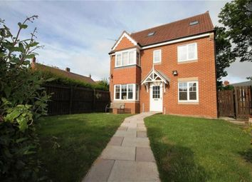 Thumbnail 5 bed detached house for sale in Coppice Mount, Crook