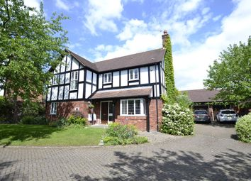 Thumbnail 4 bedroom detached house for sale in Holmwood Gardens, Bristol