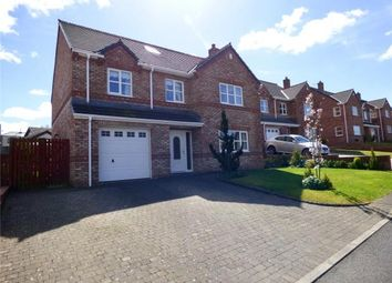 Thumbnail 6 bed detached house for sale in Howgill Close, Bolton Low Houses, Wigton