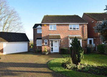 Thumbnail 4 bed detached house for sale in Canon Woods Way, Kennington, Ashford, Kent