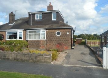 Thumbnail 2 bed semi-detached bungalow to rent in Fearns Avenue, Bradwell, Newcastle-Under-Lyme
