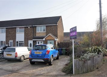 Thumbnail 2 bed end terrace house for sale in Dowland Close, Stanford-Le-Hope