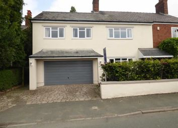 Thumbnail 5 bed semi-detached house for sale in Norley Road, Cuddington, Northwich