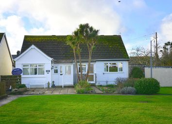 Thumbnail 2 bed semi-detached bungalow for sale in Gibbons Fields, Mullion, Helston
