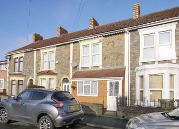 Thumbnail 3 bed terraced house for sale in Bright Street, Kingswood, Bristol