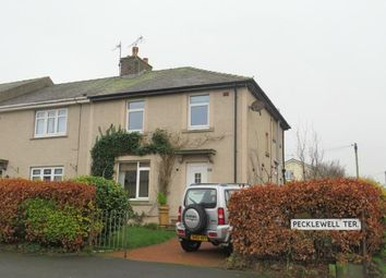 3 bed end terrace house for sale in Pecklewell Terrace, Maryport, Cumbria CA15
