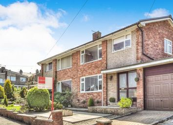 Thumbnail 3 bedroom semi-detached house for sale in Wensley Close, Burnley, Lancashire, .