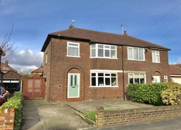 Thumbnail 3 bed semi-detached house for sale in Elm Grove, Paddington, Warrington, Cheshire