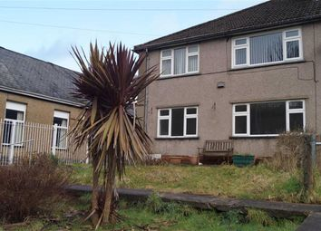 Thumbnail 2 bedroom flat for sale in The Poplars, Mountain Ash