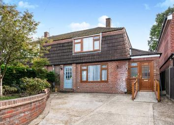 Thumbnail 4 bed semi-detached house for sale in Camberley, Surrey, United Kingdom