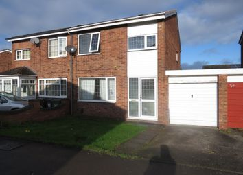 Thumbnail 3 bed semi-detached house for sale in Rover Drive, Birmingham