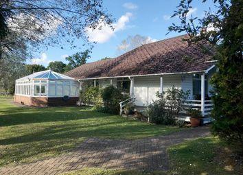 Thumbnail 4 bed bungalow for sale in Rushton, Smarden Bell Road, Smarden, Ashford, Kent