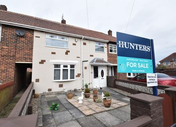 Thumbnail 3 bed terraced house for sale in Kelsall Close, Park End, Middlesbrough
