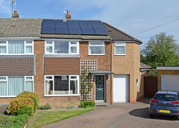 Thumbnail 4 bed semi-detached house to rent in Heath Moor Drive, York