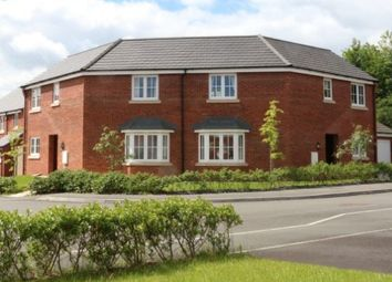 Thumbnail 3 bedroom semi-detached house for sale in Off London Road, Markfield