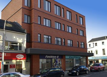 Thumbnail 1 bed flat for sale in Flat 14 'viking House', 2 Dane Street, Bedford