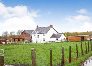 Thumbnail 3 bed farmhouse for sale in Morris Farm, Bickershaw Lane, Abram