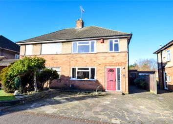 Thumbnail 3 bed semi-detached house for sale in Orbital Crescent, Watford, Hertfordshire