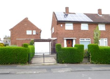 Thumbnail 2 bed semi-detached house for sale in Landseer Drive, Bramley, Leeds