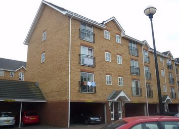 Thumbnail 2 bed flat to rent in Timber Court, Grays, Essex