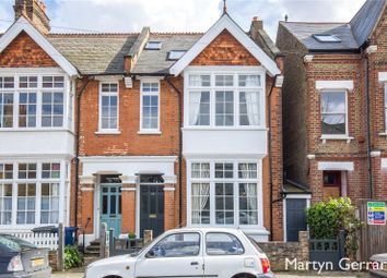 Thumbnail 4 bed end terrace house for sale in Durham Road, East Finchley, London