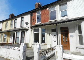 Thumbnail 5 bed terraced house for sale in Buchanan Street, Blackpool, Lancashire