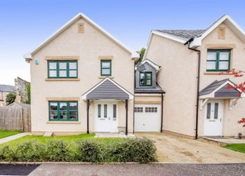 Thumbnail 3 bed end terrace house for sale in Lady Campbells Court, Dunfermline