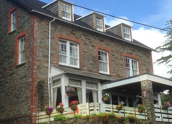 Thumbnail Hotel/guest house for sale in Victoria Road, Camelford