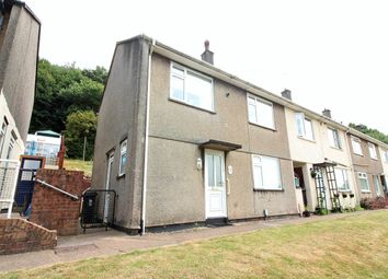 Thumbnail 3 bed end terrace house for sale in Graig Wood Close, Newport