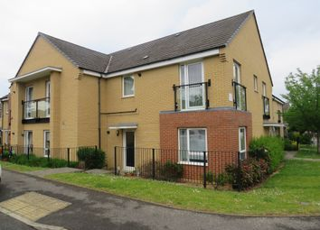 Thumbnail 1 bed flat for sale in Paling Close, Wellingborough
