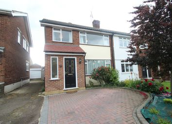 Thumbnail 3 bedroom property to rent in Headingham Road, Hornchurch