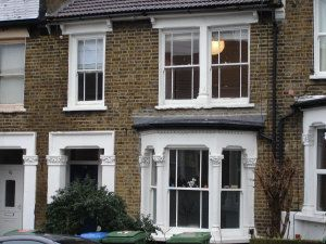 Thumbnail 2 bed flat to rent in Dupree Road, London