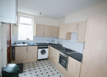 Thumbnail 4 bedroom terraced house to rent in Wilberforce Road, West End, Leicester
