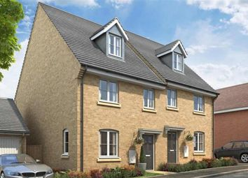 Thumbnail 4 bed property for sale in Woodford Meadows, Woodford Halse, Daventry