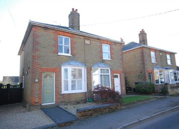 Thumbnail 3 bed semi-detached house for sale in Queens Road, Earls Colne, Essex