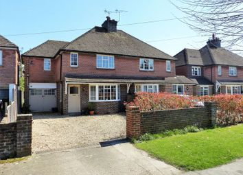 Thumbnail 3 bed semi-detached house for sale in Kings Road, Cranleigh